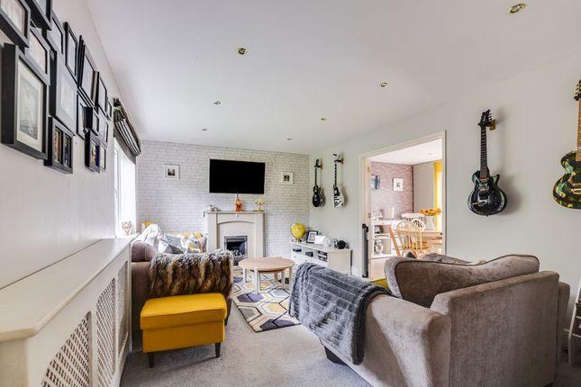 Living Room of Nutmeg Close, Swindon SN25