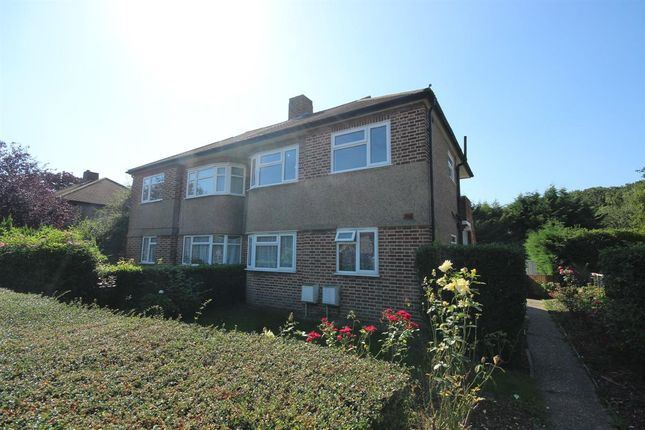 Thumbnail Maisonette to rent in A Shepperton Road, Petts Wood, Orpington