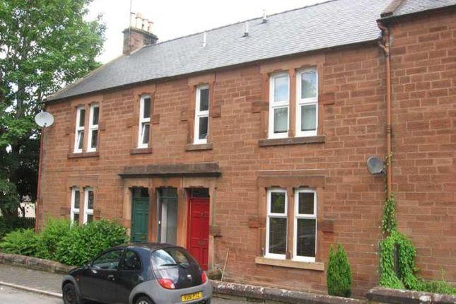 Thumbnail Flat to rent in Primrose Street, Dumfries
