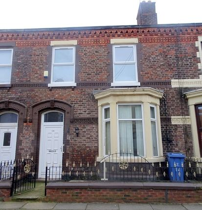 3 bed terraced house for sale in Miriam Road, Anfield, Liverpool