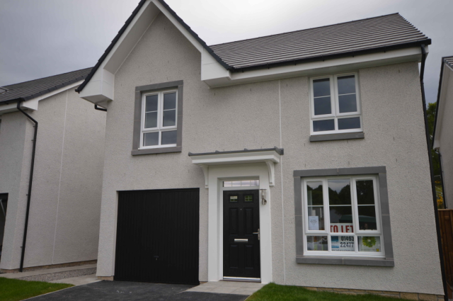 Thumbnail Detached house to rent in Eilean Donan Road, Inverness IV2,