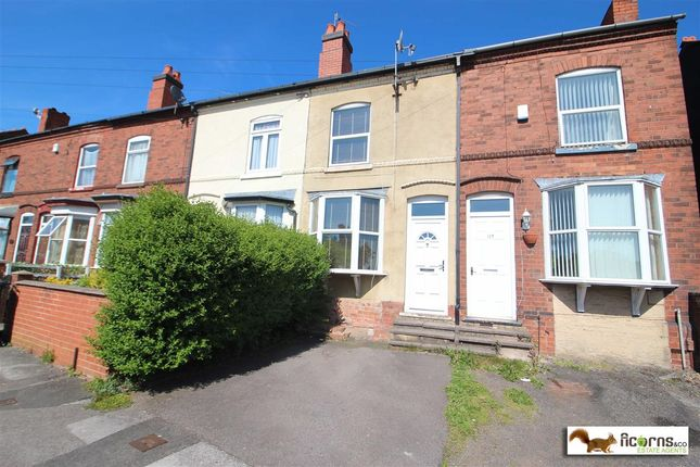 Thumbnail Terraced house for sale in Lord Street, Walsall