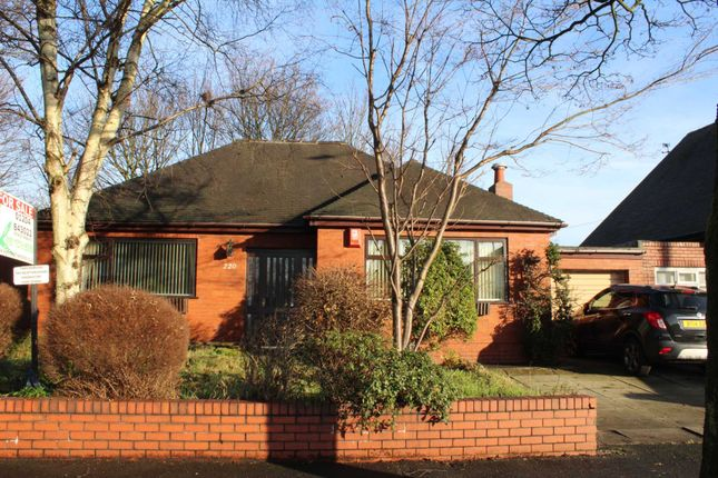 Detached bungalow for sale in Crompton Way, Bolton