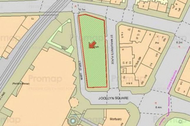 Thumbnail Land for sale in Jocelyn Square, Glasgow