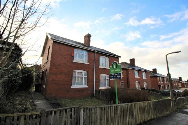 Thumbnail Semi-detached house to rent in Chaffinch Drive, Bury