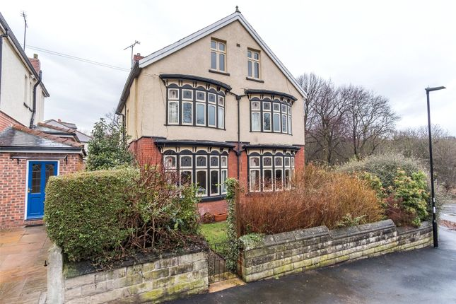 Thumbnail Detached house for sale in Stockarth Lane, Oughtibridge, Sheffield