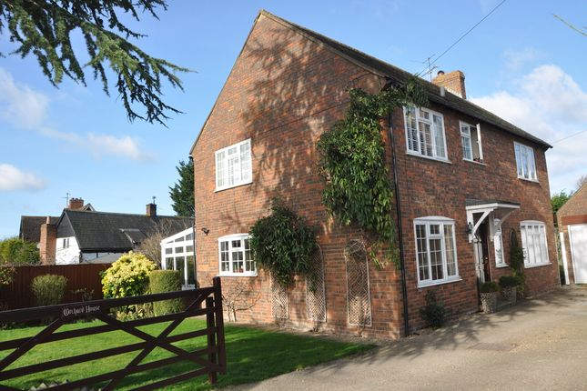 Thumbnail Detached house for sale in Chapel Lane, Stoke Mandeville, Aylesbury