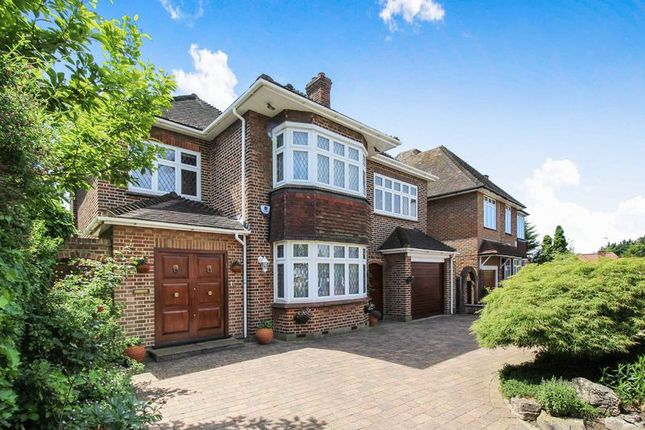 Thumbnail Detached house for sale in Langside Crescent, London