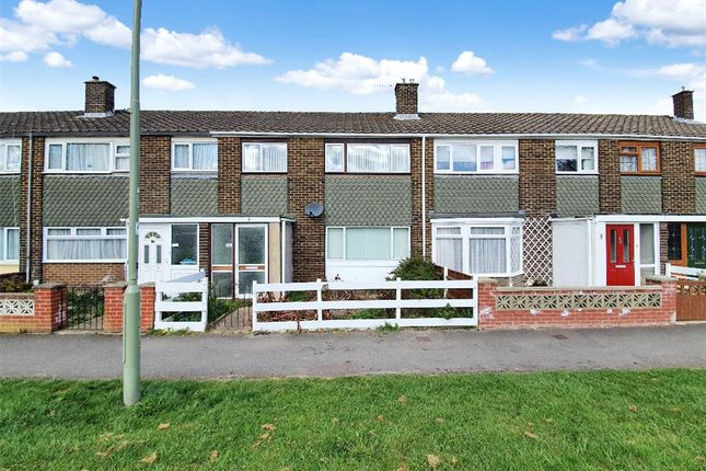Terraced house for sale in Long Drive, Gosport
