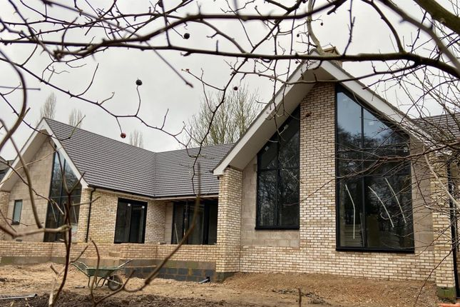 Thumbnail Detached bungalow for sale in Riverside, Snake Lane, Duffield Village
