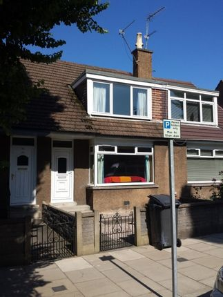 Thumbnail Semi-detached house to rent in Sunnyside Road, Aberdeen