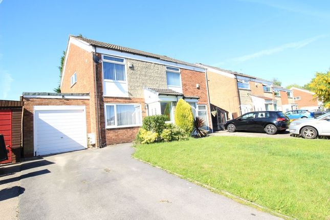 Thumbnail Semi-detached house for sale in Tintern Avenue, Astley, Tyldesley, Manchester