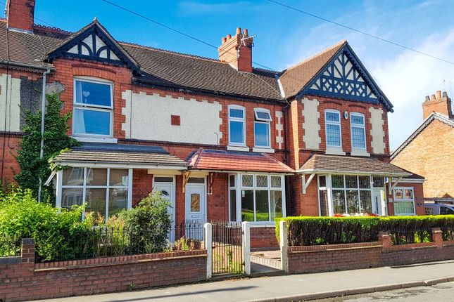 Thumbnail Terraced house to rent in London Road, Nantwich