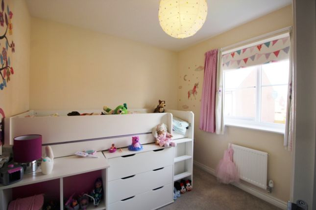 Bedroom 4 of Merevale Way, Stenson Fields, Derby, Derbyshire DE24