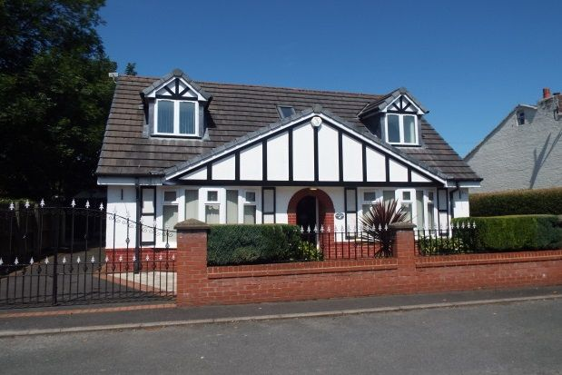 Thumbnail Detached bungalow to rent in Walker Street, Westhoughton, Bolton