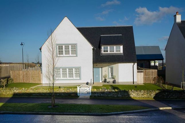Thumbnail Detached house for sale in Greenlaw Road, Chapelton, Stonehaven, Aberdeenshire