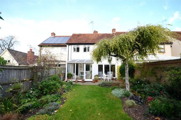 Thumbnail Terraced house for sale in High Street, Great Chesterford, Saffron Walden, Essex