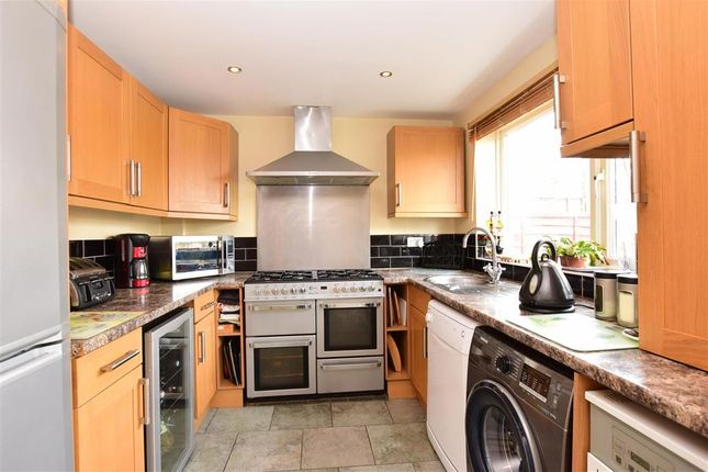 Thumbnail Terraced house for sale in Warwick Crescent, Rochester, Kent