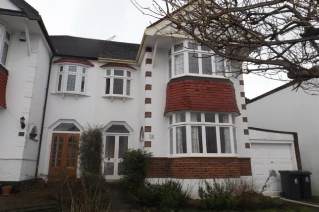 Thumbnail Semi-detached house for sale in Fontayne Avenue, Chigwell