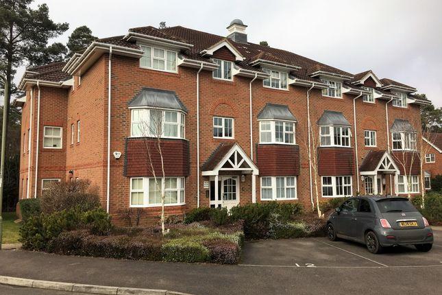 Thumbnail Flat to rent in Marrow Meade, Church Crookham, Fleet, Hampshire