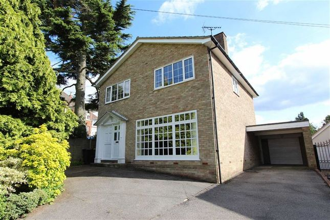 Thumbnail Detached house for sale in Great Wheatley Road, Rayleigh, Essex