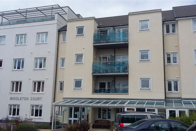 Thumbnail Flat for sale in Middleton Court, Porthcawl