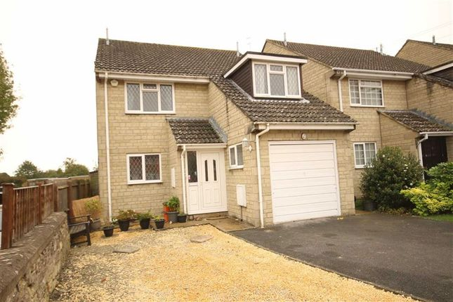Thumbnail Detached house for sale in School Row, Swindon
