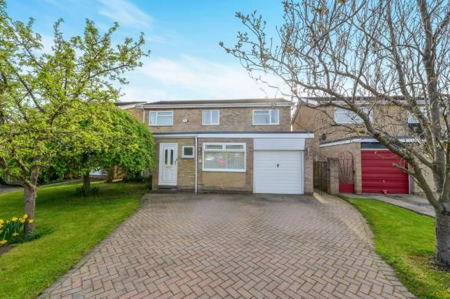 Thumbnail Detached house for sale in Goulton Close, Yarm, Stockton On Tees