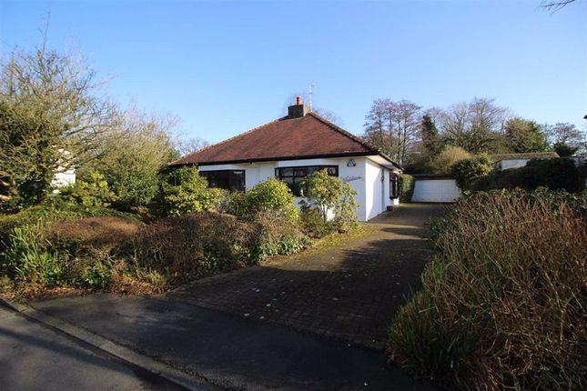 Thumbnail Detached bungalow for sale in Sandygate Lane, Broughton, Preston