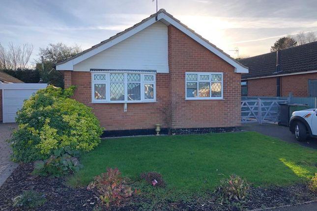 3 bed detached bungalow to rent in Nineacres, Kegworth, Derbyshire DE74