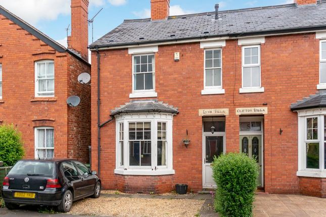 Thumbnail Semi-detached house to rent in Upper Road, Shrewsbury