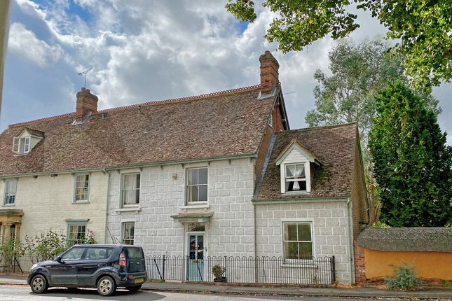 Thumbnail Semi-detached house for sale in High Street, Dorchester-On-Thames, Wallingford