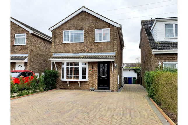 Thumbnail Detached house for sale in Woodlands Avenue, Keelby