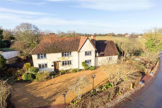 Views of Canfield Road, Hope End Green, Bishops Stortford, Hertfordshire CM22