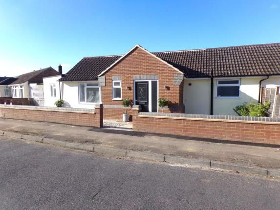 Thumbnail Bungalow for sale in New Road, Bromham, Bedford, Bedfordshire