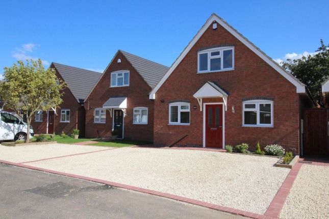 Thumbnail Bungalow to rent in Kingsfield Road, Barwell, Leicester