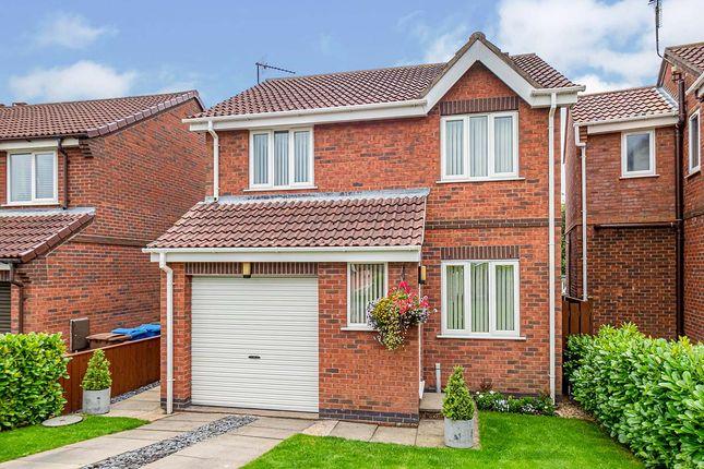 Thumbnail Detached house for sale in Thorntondale Drive, Bridlington, East Yorkshire