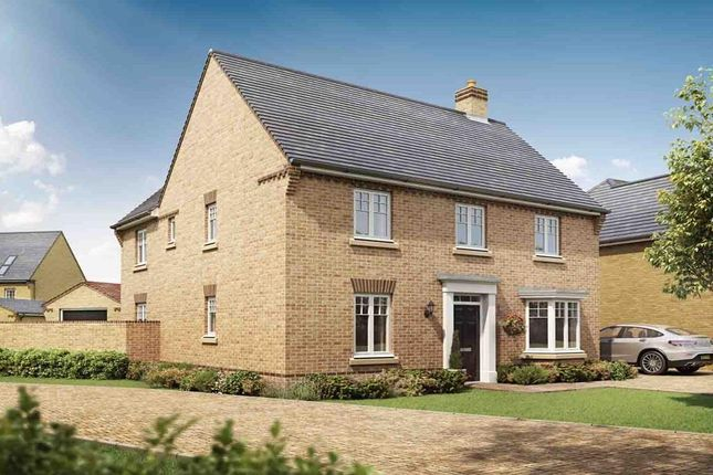 "Thumbnail Detached house for sale in ""Avondale"" at Southern Cross, Wixams, Bedford"