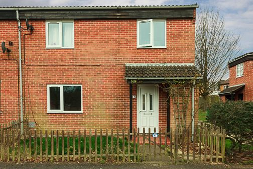 Thumbnail End terrace house to rent in Oakdale, Bracknell