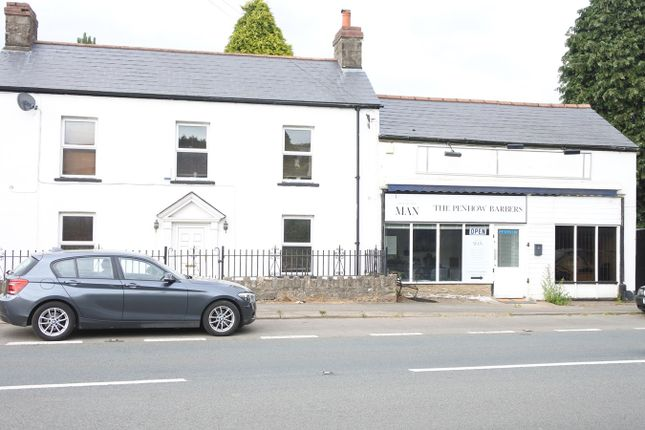 Thumbnail Detached house for sale in Penhow, Newport