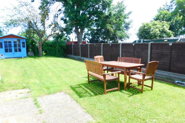 Thumbnail Semi-detached house for sale in Hillary Rise, Arlesey, Beds