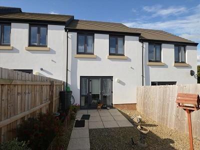 2 bed terraced house for sale in Kellands Lane, Okehampton