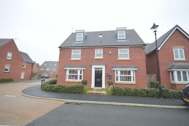 Thumbnail Detached house for sale in Maisemore Fields, Widnes