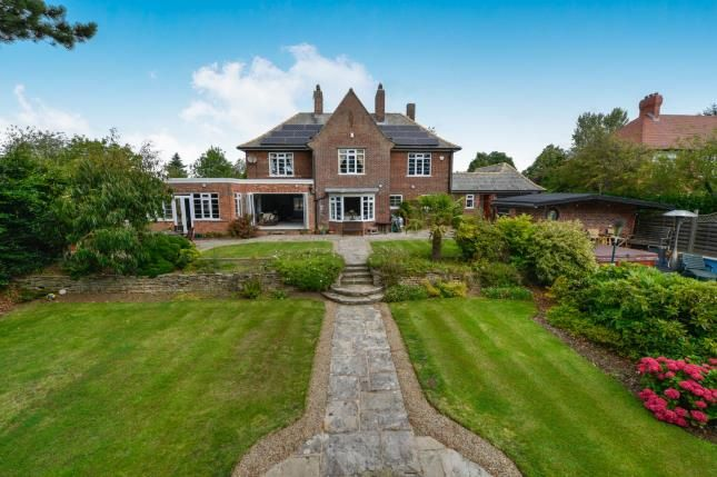 Thumbnail Detached house for sale in Stokesley Road, Guisborough, North Yorkshire