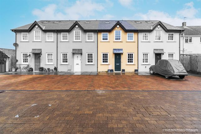 Thumbnail Town house for sale in Eastgate, Cowbridge