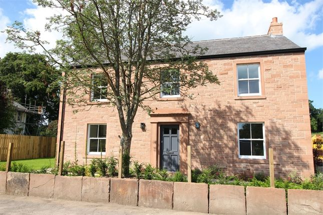 Thumbnail Detached house for sale in The Green, Dalston, Carlisle, Cumbria