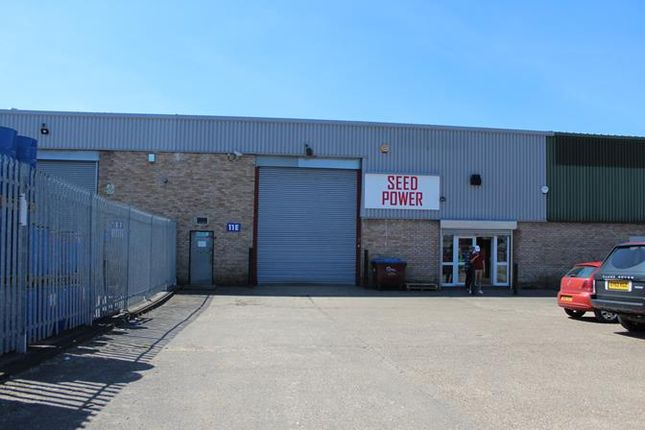 Thumbnail Light industrial for sale in Unit 11E Cosgrove Way, Luton, Bedfordshire