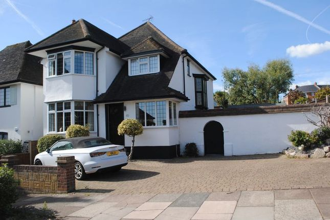Thumbnail Detached house for sale in Meadway, Westcliff On Sea, Essex.