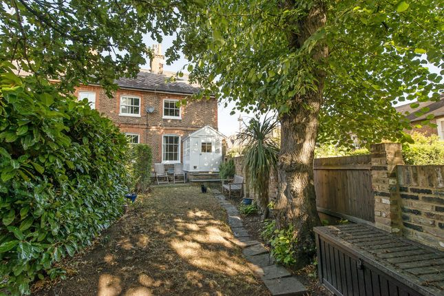 Thumbnail Terraced house for sale in Oldfield Road, Wimbledon Village