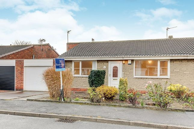 Thumbnail Bungalow for sale in Brinkburn Avenue, Blyth